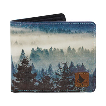 HippyTree Conifer Wallet - Black