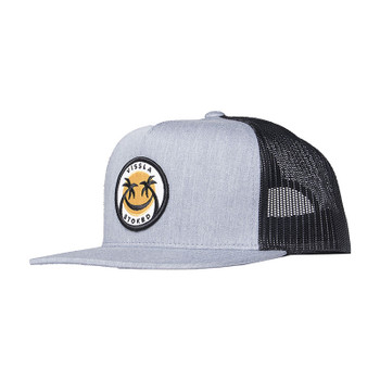 Vissla Solid Sets Hat - Grey Heather
