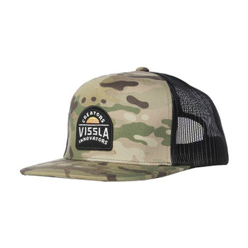 Vissla Solid Sets Hat - Camo