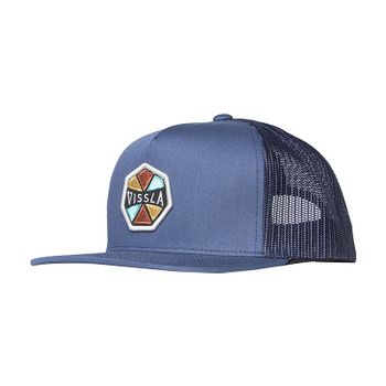 Vissla Solid Sets Hat - Dark Denim