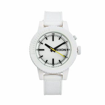 Nixon Gogo Watch - White