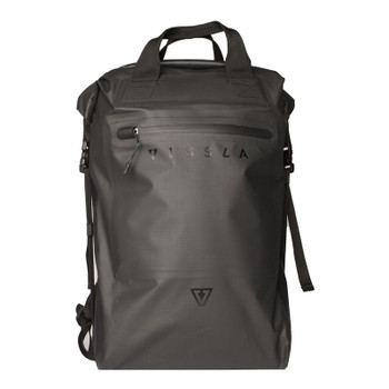 Vissla High Seas 22L Dry Backpack - Black