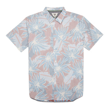 Vissla Lucid Dream Woven Shirt - Blood