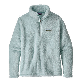 Patagonia Women's Los Gatos 1/4 Zip Jacket - Atoll Blue
