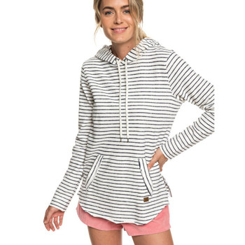 Roxy Times Passed Hoodie - Marshmallow