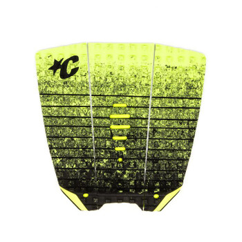 Creatures of Leisure Mick 'Eugene' Fanning Signature Grovel Traction Pad - Citrus Fade Black