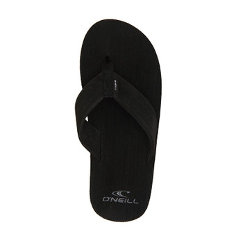 O'Neill Phluff Daddy Sandals - Black