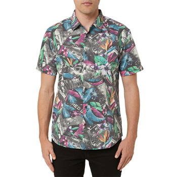 O'Neill Livin' Later S/S Shirt - Black