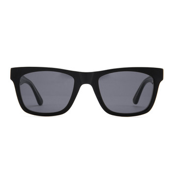Otis Hawton Sunglasses - Matte Black / Grey Polarized