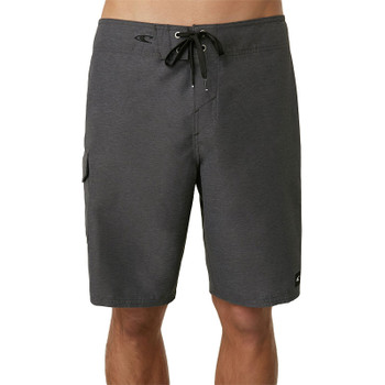 O'Neill Santa Cruz Solid Boardshorts - Black