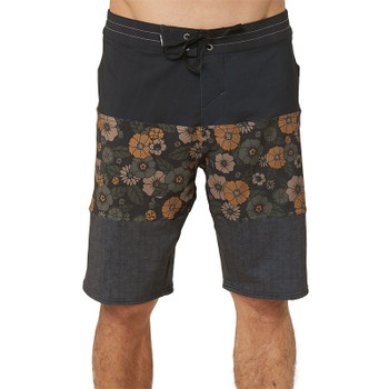 O'Neill Hyperfreak Arrangement Boardshort - Black