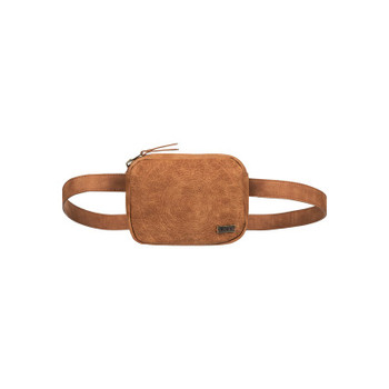 Roxy Mexican Sun Faux Leather Fanny Pack - Camel