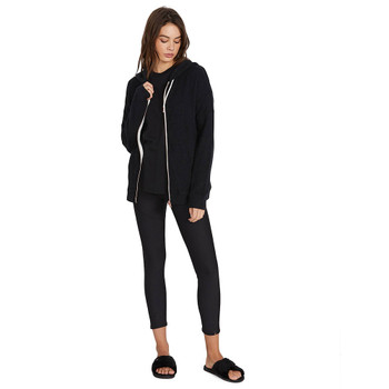 Volcom Lived In Lounge Zip Hoodie - Black