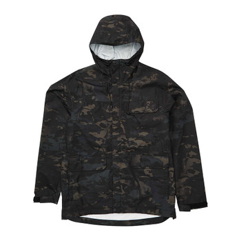 Billabong Bunker Multicam Jacket - Black Camo