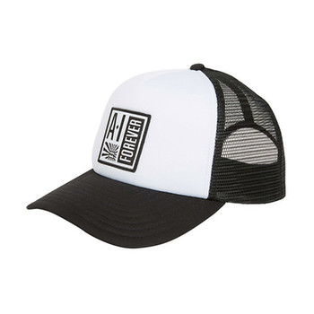 Billabong Stamp Trucker Hat - Black / White