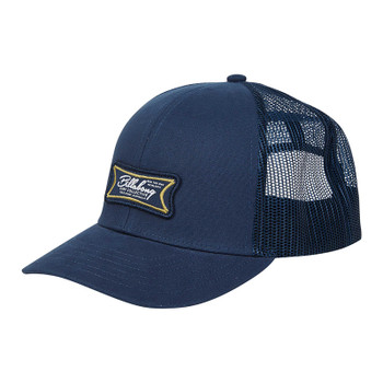 Billabong Walled Trucker Hat - Slate Blue