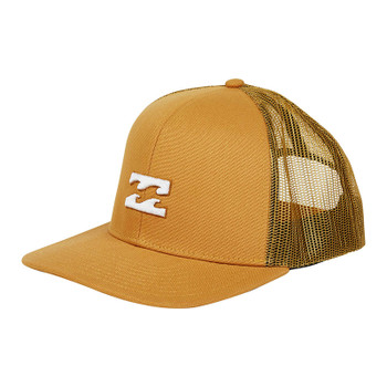 Billabong All Day Trucker Hat - Camel