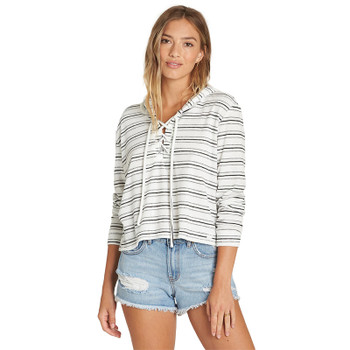Billabong Saturday Feeling Hoodie - Cloud