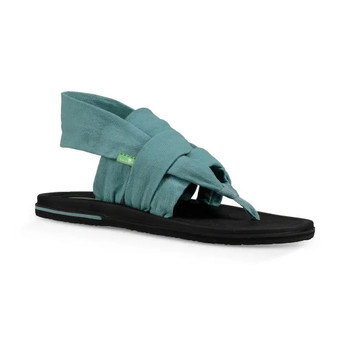 Sanuk Yoga Sling 3 Sandals - Mineral Blue