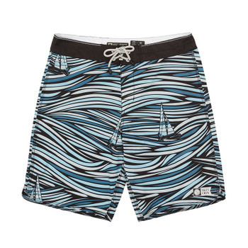 Salty Crew Cat Cruiser Boardshort - Blue
