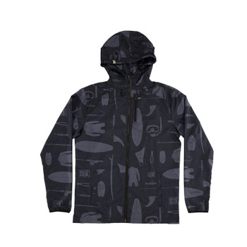Salty Crew Breezer Jacket - Dark Navy