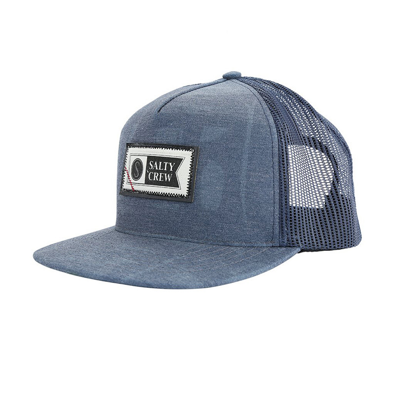 premium selection bd58c 7d72a Salty Crew Island Trucker Hat - Navy. Click to enlarge