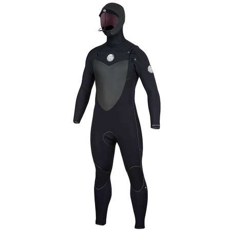 Rip Curl Flash Bomb 4/3 Hooded Wetsuit