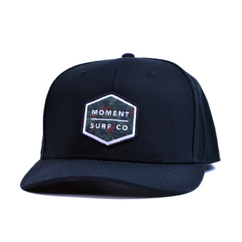 Moment Discovery Division Hat - Black