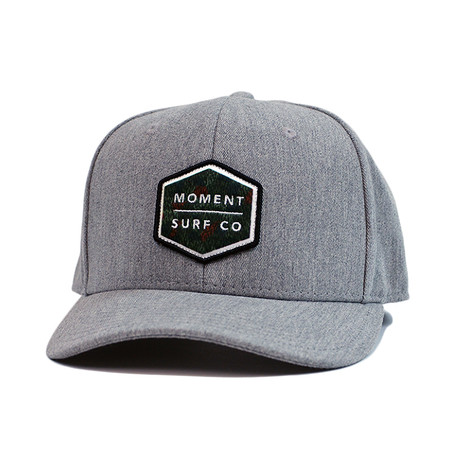 Moment Discovery Division Hat - Grey