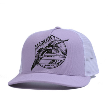 Moment Pelican Trucker Hat - Lilac