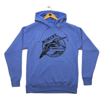 Moment Pelican Pullover Hoodie - Pacific