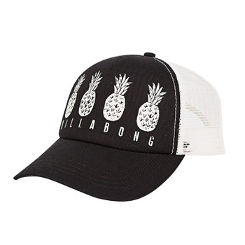 Billabong Aloha Forever Hat - Black Vanilla