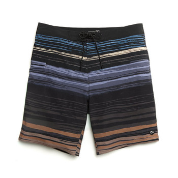 Outerknown Nomadic Stretch Trunk - Blue Agate Stripe