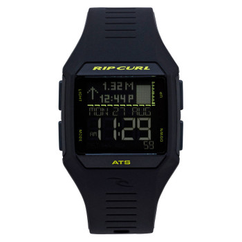 Rip Curl Rifles Midsize Tide Watch - Midnight Lime