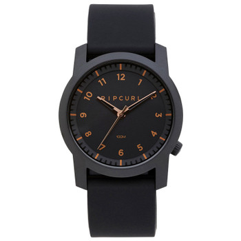 Rip Curl Cambridge Silicone Watch - Rose Gold