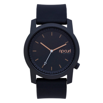 Rip Curl Cambridge Girls Silicone Watch - Black