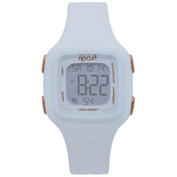 Rip Curl Candy 2 Digital Silicone Watch - White
