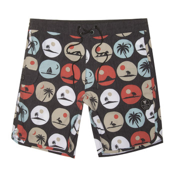 "Vissla Radicals 18.5"" Boardshort - Black"