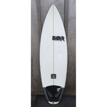 "Used Barr 5'8"" Shortboard Surfboard"