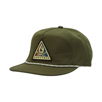 Hippytree Bonfire Hat - Military