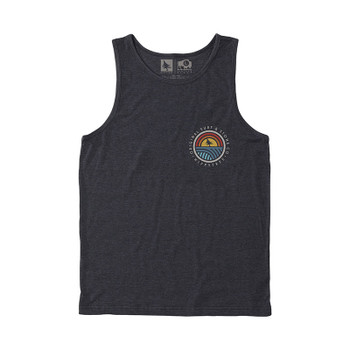 Hippytree Community Tank - Heather Charcoal
