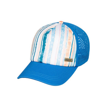 Roxy Waves Machines Hat - Bright White River