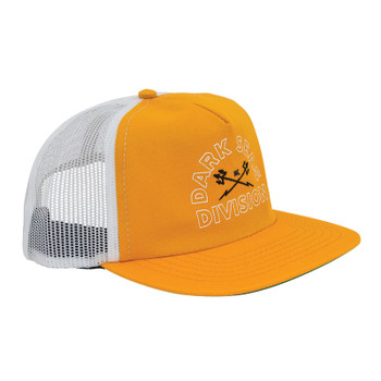 Dark Seas Hidalgo Hat - Gold / White