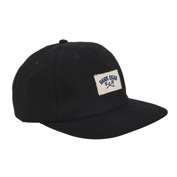 Dark Seas Salinas Hat - Black