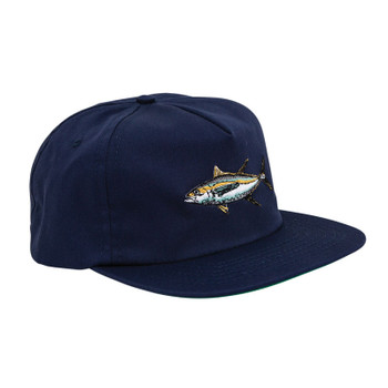 Dark Seas Francisco Hat - Navy