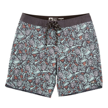 Salty Crew Eastern Seas Boardshort - Charcoal