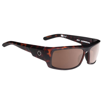 Spy Admiral Sunglasses | Matte Camo Tort / Happy Bronze