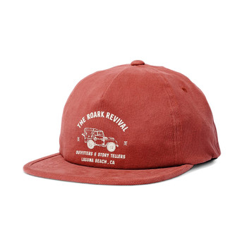 Roark Jeep Outfitter Hat - Red