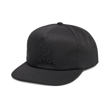 Roark Over / Under Hat - Black