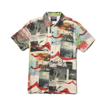 Roark HK Exposure Button Up Shirt - Multi
